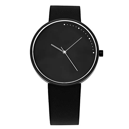 Abstrait LA Crescent Minimalistic Unisex Watch