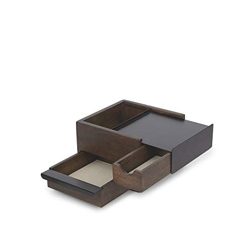 Mini Stowit Watch Box with Hidden Compartment