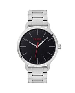 HUGO by Hugo Boss Quartz Watch with Stainless Steel Strap