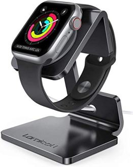 Lamicall Stand Suit for Apple Watch, Charging Stand : Desk Watch