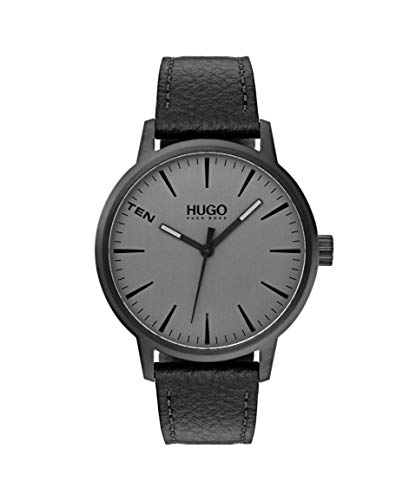 HUGO by Hugo Boss Men's Stainless Steel Quartz Watch