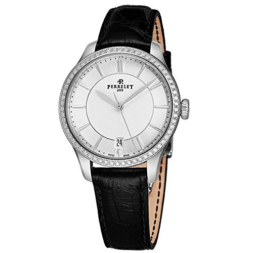 Diamond Watch First Class Lady Automatic Womens