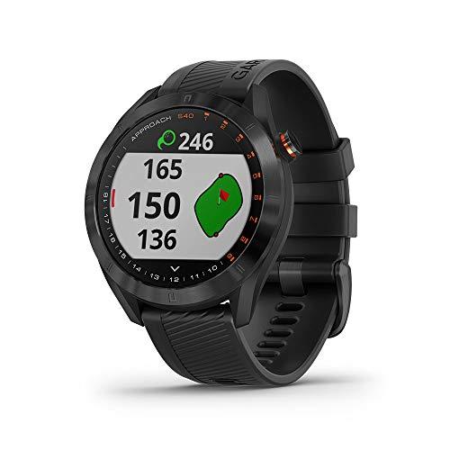Garmin Approach S40, Stylish GPS Golf Smartwatch