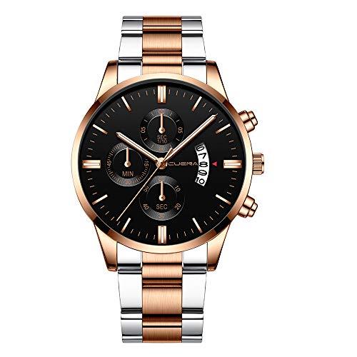 Waterproof Casual Business Dress Wristwatch