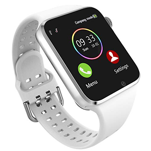 Smart Watch Compatible Samsung LG with SIM/SD Card Slot