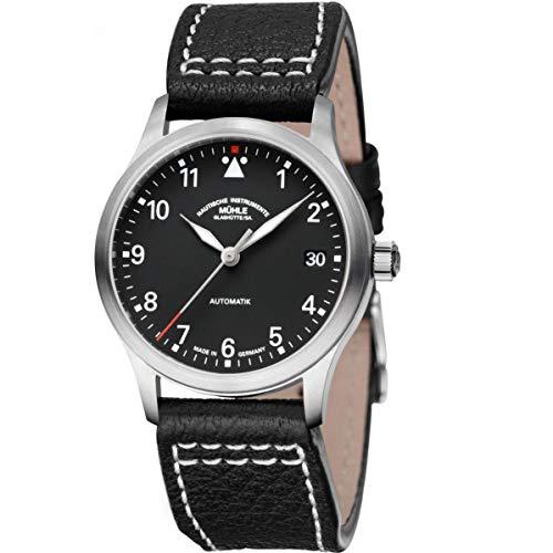 Automatic Pilot Watch Muhle Glashutte Terrasport III