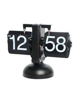 Retro Rejea Flip Clock Digital Desk