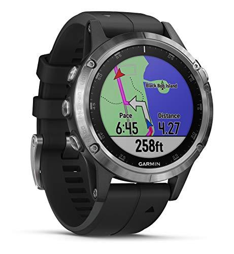 Garmin fēnix 5 Plus, Premium Multisport GPS Smartwatch