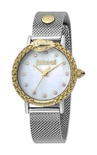 Just Cavalli Watch Stainless Steel Bracelet