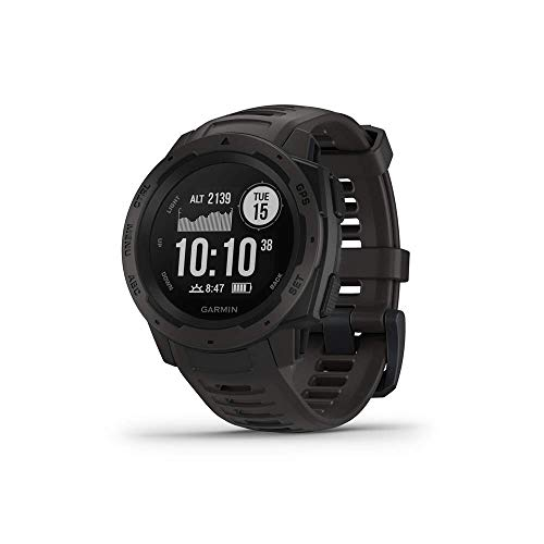 Garmin Outdoor Watch with GPS Heart Rate Monitoring