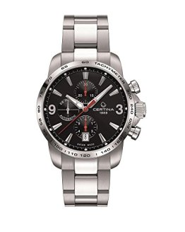 Certina Men's Chronograph Gent Automatic Analog Watch