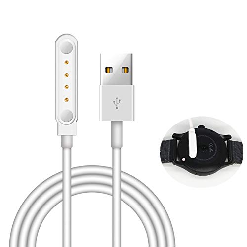 Charging Cable for Smart Watch Magnetic Adsorption for GT88, GT68, KW08