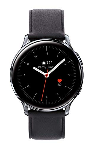 Silver Samsung Galaxy Watch Active2 Stainless Steel