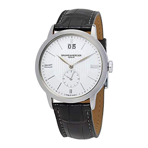 Baume, Mercier Classima Mens Dual Time Zone Watch