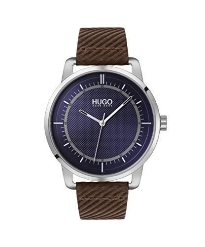 HUGO by Hugo Boss Men's Stainless Steel Quartz Watch