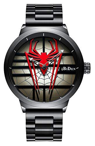 Spider-Man Full Hollow Waterproof Watch