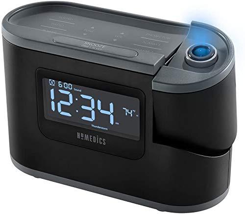 Recharged Alarm Clock & Sound Machine