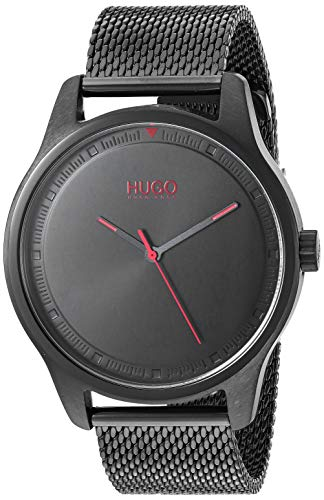 HUGO by Hugo Boss Men's Quartz Watch with Stainless Steel Strap