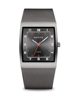 BERING Time | Men's Slim Watch 11233-077 | 33MM Case