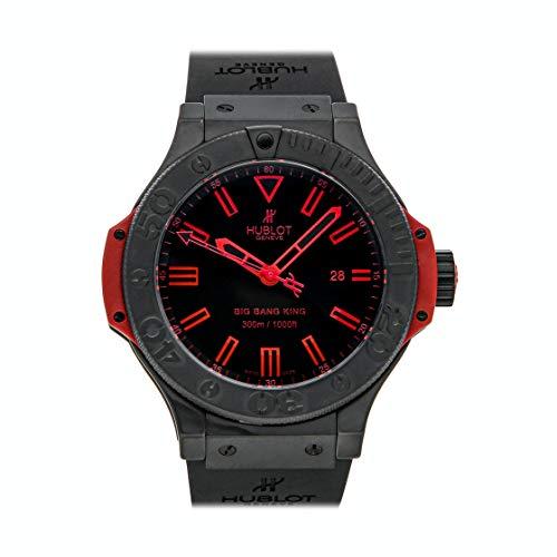 Hublot Big Bang Black Dial Automatic Watch