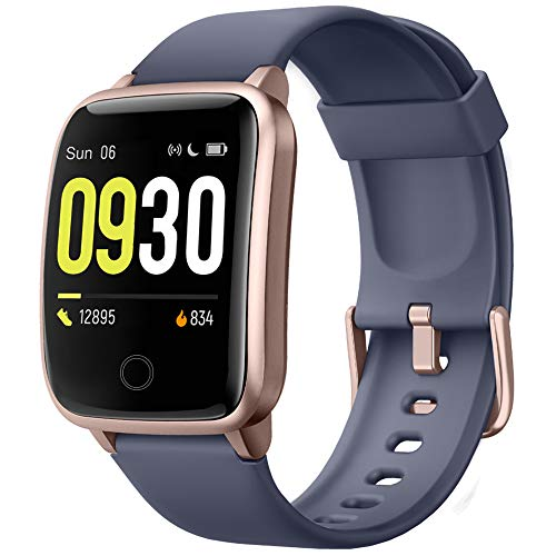 Willful Smart Watch for Men Women IP68 Waterproof