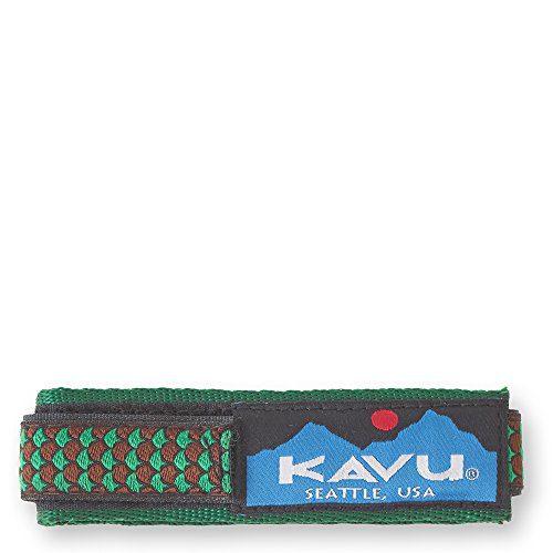 KAVU Watchband - Nylon Webbing Wrist Band