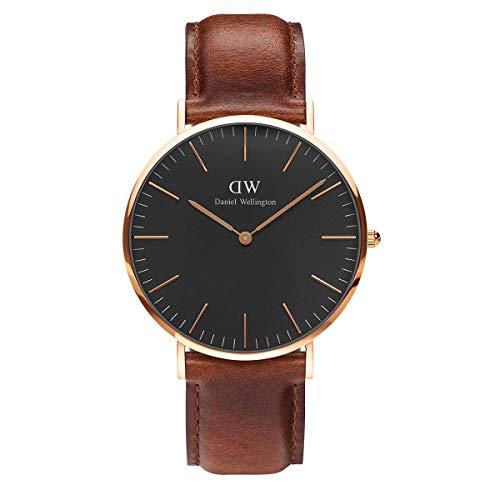 Rose Gold Watch Daniel Wellington for Men and Women