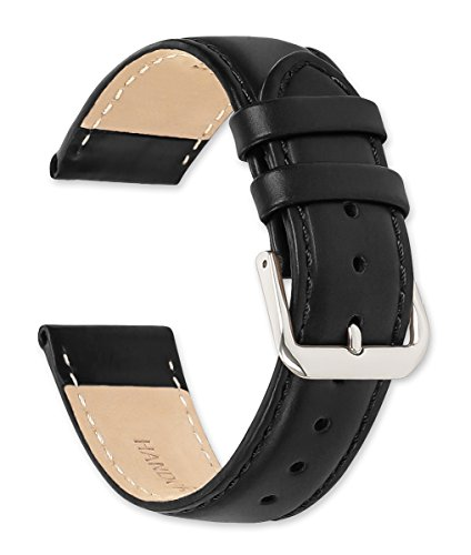 deBeer Stage Coach Leather Watch Strap