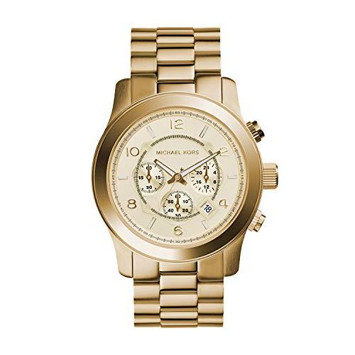 Michael Kors Gold-Tone Men's Watch