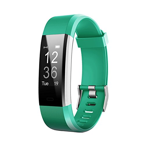 Letsfit Fitness Tracker HR with Heart Rate Monitor