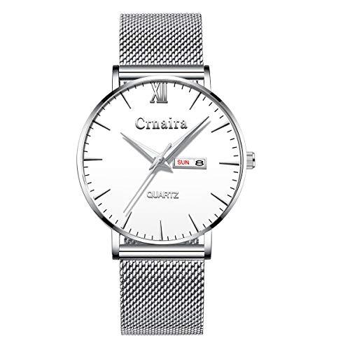 Mens Watch Deep Blue/Black Watch/Ultra Thin Wrist Watches