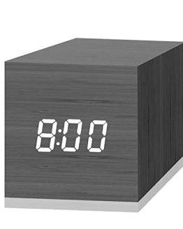 Bedside LED Time Display Digital Alarm Clock