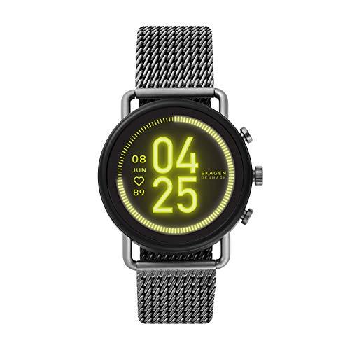 Skagen Connected Falster 3 Gen 5 Stainless Steel Mesh Touchscreen Smartwatch