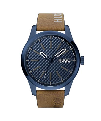 HUGO by Hugo Boss Men's Invent Stainless Steel Quartz Watch