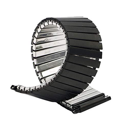 Twist-O-Flex Metal Expansion Replacment Watchband
