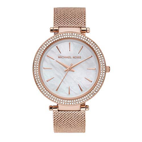 Rose Gold Michael Kors Women's Quartz Watch