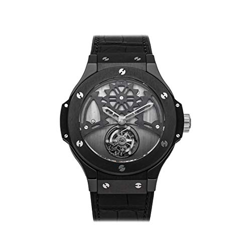 Hublot Big Bang Manual Wind Black Dial Watch