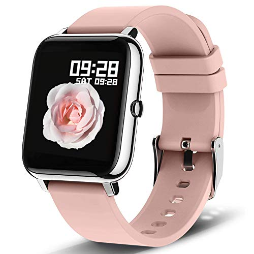 Smartwatch with Blood Pressure, Blood Oxygen Monitor