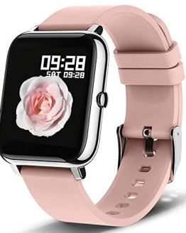 Smartwatch with Blood Pressure, Blood Oxygen Monitor