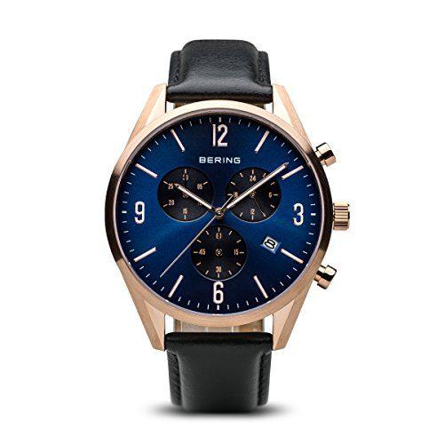 BERING Time | Men's Slim Watch 10542-567 | 42MM Case