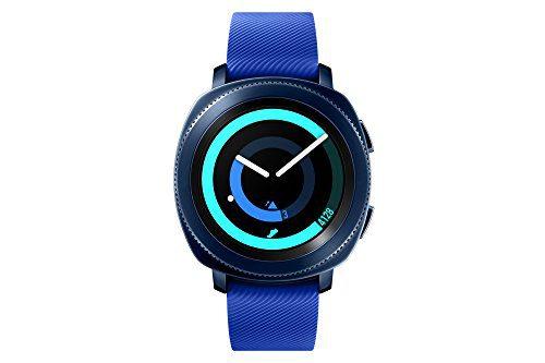 Blue Samsung Gear Sport Smartwatch