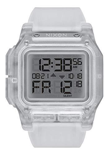 NIXON Regulus A1180 - Clear - 100m Water Resistant