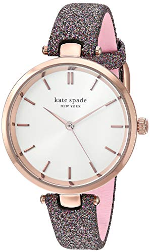 Kate Spade Quartz Watch with Leather Strap