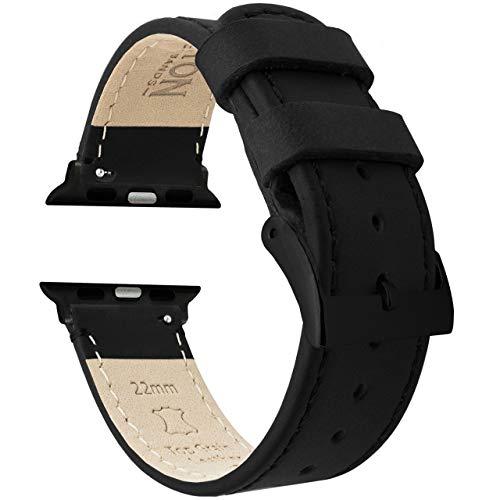 Black Apple Watch Watch Bands