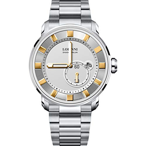 Watch for Watch,Mens Automatic Watches LOBINNI Man