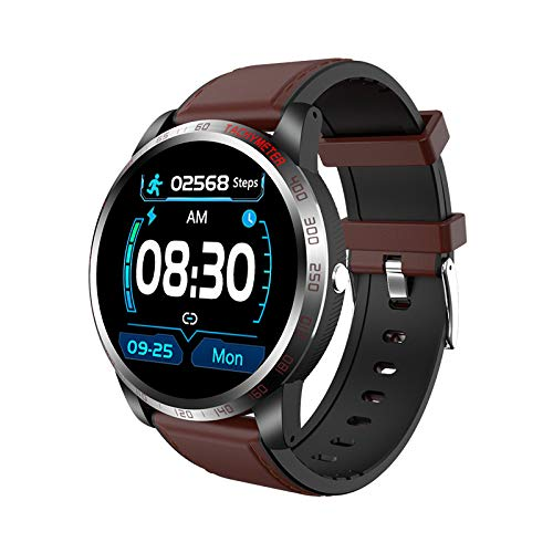 Fitness Tracker with Heart Rate Monitor Blood Oxygen Saturation Meter
