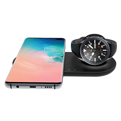 EloBeth Wireless Charger Station Compatible with Samsung Duo