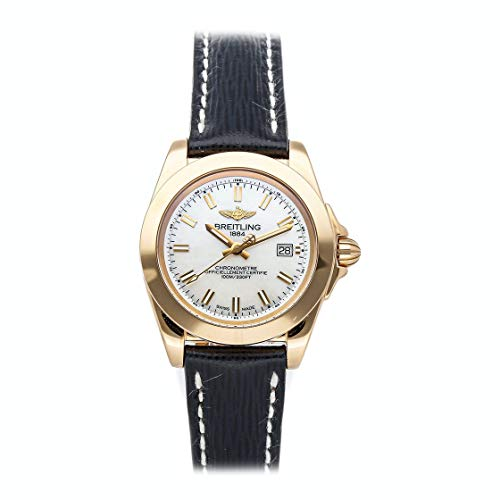 Mother-of-Pearl Dial Watch Breitling Galactic