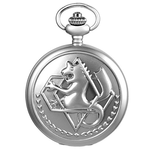 Fullmetal Alchemist Pocket Watch with Chain Box