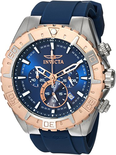 Invicta Watch Men's Aviator Chronograph